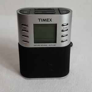 Timex Nature Sounds Clock
